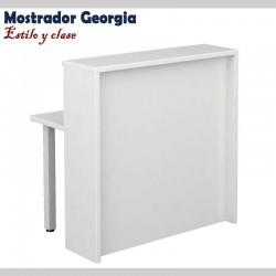 Mostrador Recepción Georgia Monocolor 2060