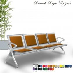 Bancada Bryce Confort 4 Plazas