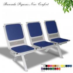 Bancada Pegasus New Confort 3 plazas