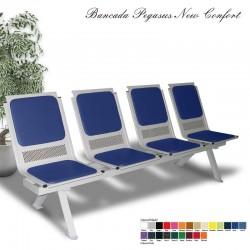 Bancada Pegasus New Confort 4 plazas