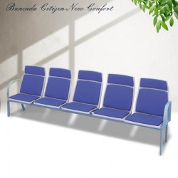Bancada Citizen New Confort 5 plazas