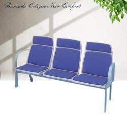 Bancada Citizen New Confort 3 plazas