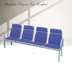 Bancada Citizen New Confort 4 plazas