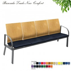 Bancada Trade New Confort 4P