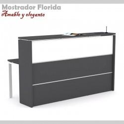 Mostrador Recepción Florida
